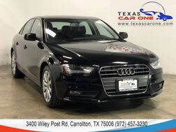 2013_Audi_A4_2.0T PREMIUM CONVENIENCE PKG LIGHTING PKG SUNROOF LEATHER SEATS_ Carrollton TX