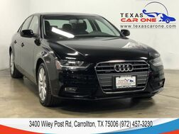 2013_Audi_A4_2.0T PREMIUM QUATTRO SUNROOF LEATHER SEATS BLUETOOTH DUAL POWER_ Carrollton TX