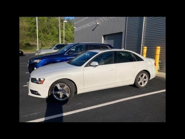 2013 Audi A4 2.0T Premium quattro Chattanooga TN