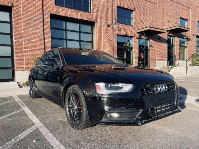 2013 Audi A4 2.0T Sedan quattro Tiptronic Bountiful UT