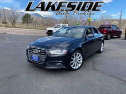 2013_Audi_A4_2.0T Sedan quattro Tiptronic_ Colorado Springs CO