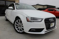 2013_Audi_A4_Premium Plus 1 OWNER CLEAN CARFAX NAVI ROOF_ Houston TX