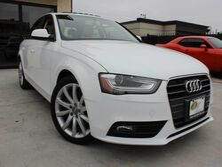 Audi A4 Premium Plus 1 OWNER CLEAN CARFAX NAVI ROOF 2013