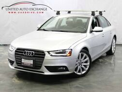 2013_Audi_A4_Premium Plus / 2.0L 4-Cyl Engine / AWD Quattro / Navigation / Sunroof / Parking Aid with Rear view Camera / Push Start_ Addison IL