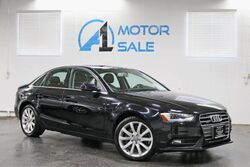 Audi A4 Premium Plus Quattro Navigation Plus Pkg 2013