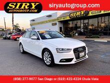 2013_Audi_A4_Premium_ San Diego CA