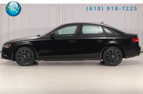 2013_Audi_A4 Quattro AWD_Premium 6-SPEED MANUAL_ West Chester PA