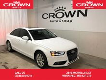 2013_Audi_A4 quattro_6 SPEED/AWD/BLUETOOTH/HEATED SEATS_ Winnipeg MB