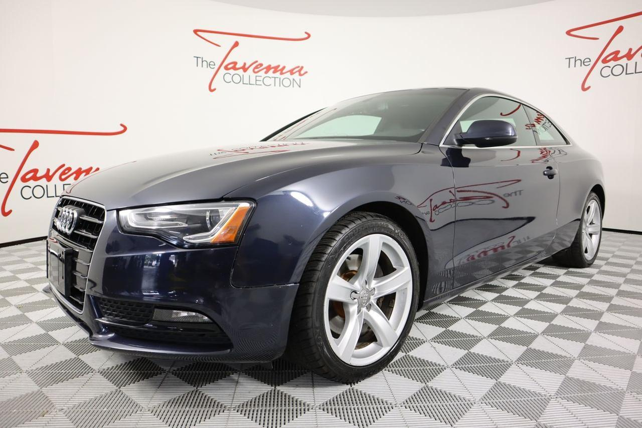 2013 Audi A5 2.0T Premium Plus Coupe 2D Hollywood FL