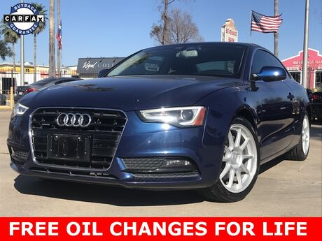 2013 Audi A5 2.0T Premium Plus Houston TX