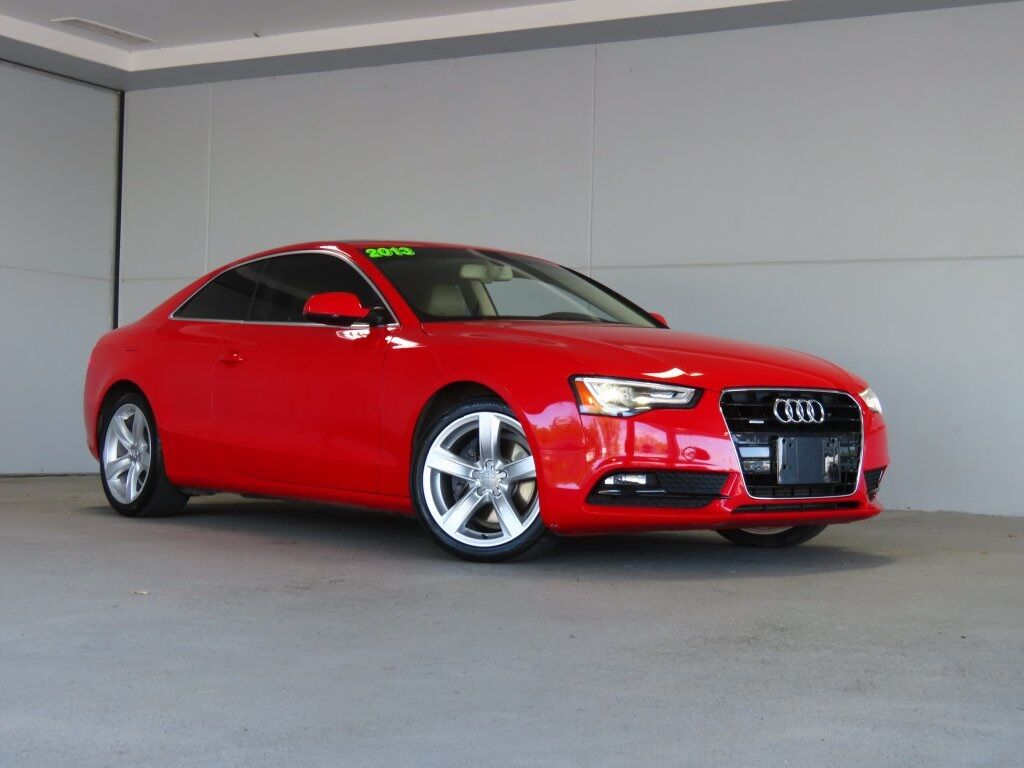 2013 Audi A5 2.0T Prestige Merriam KS