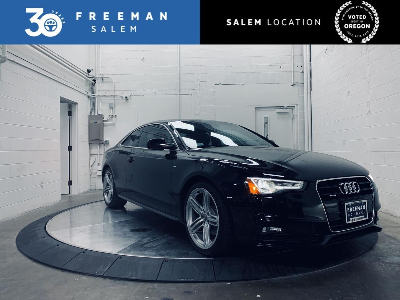 2013 Audi A5 Prestige quattro S Line Package Salem OR