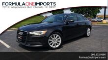 2013_Audi_A6_2.0T PREMIUM PLUS / NAV / SUNROOF / CAMERA / COLD WEATHER_ Charlotte NC