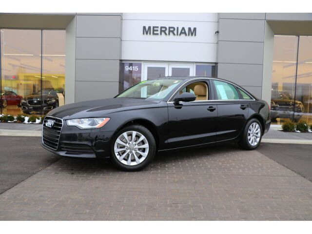 2013 Audi A6 2.0T Premium Merriam KS