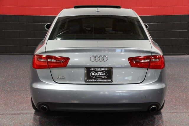 2013 Audi A6 2.0T Premium Plus 4dr Sedan Chicago IL