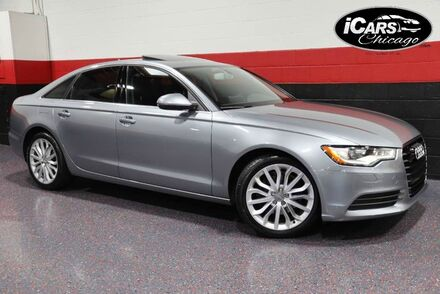 2013_Audi_A6_2.0T Premium Plus 4dr Sedan_ Chicago IL