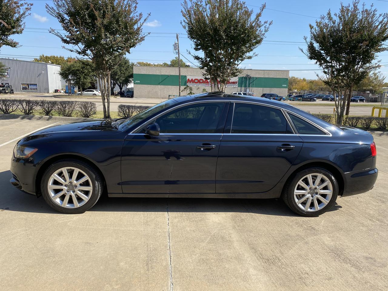 2013 Audi A6 2.0T Premium Plus Dallas TX