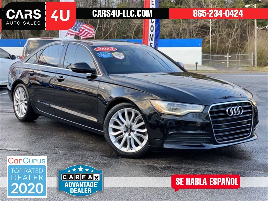 2013 Audi A6 2.0T Premium Plus Knoxville TN
