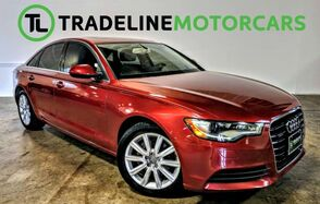 2013_Audi_A6_2.0T Premium Plus NAVIGATION, REAR VIEW CAMERA, SUNROOF AND MUCH MORE!!!_ CARROLLTON TX
