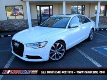 2013_Audi_A6_2.0T Premium Plus_ Fredricksburg VA