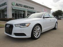 2013_Audi_A6_2.0T Premium Sedan FrontTrak Multitronic_ Plano TX