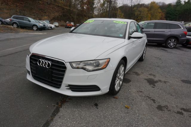 2013 Audi A6 2.0T Premium Sedan FrontTrak Multitronic Schuylkill Haven PA