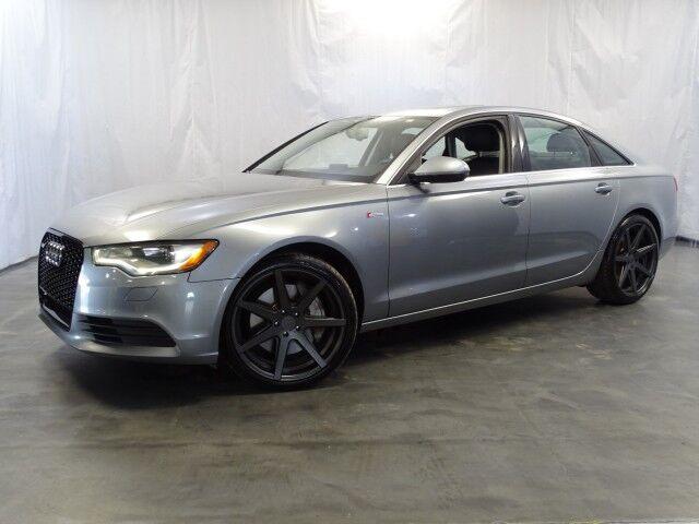 2013 Audi A6 3.0T Premium Plus Quattro AWD Addison IL