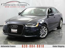 2013_Audi_A6_3.0T V6 Supercharged Engine / Prestige / AWD Quattro / Push Star_ Addison IL