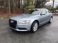 2013_Audi_A6_4dr Sdn quattro 2.0T Premium Plus_ Pembroke MA
