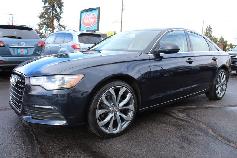 2013 Audi A6 Quattro 2.0T Premium Plus Bend OR