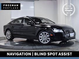 2013 Audi A7 3.0 Premium Plus Nav Back-up Cam Blind Spot Assist