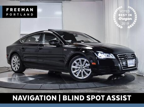 2013_Audi_A7_3.0 Premium Plus Nav Back-up Cam Blind Spot Assist_ Portland OR