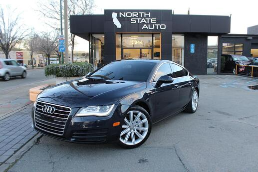 2013 Audi A7 3.0 Premium Plus Walnut Creek CA