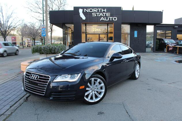 2013_Audi_A7_3.0 Premium Plus_ Walnut Creek CA