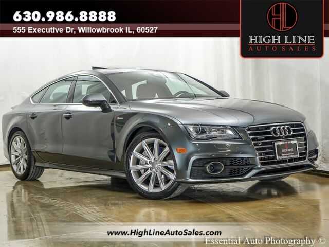 2013 Audi A7 3.0 Prestige Willowbrook IL