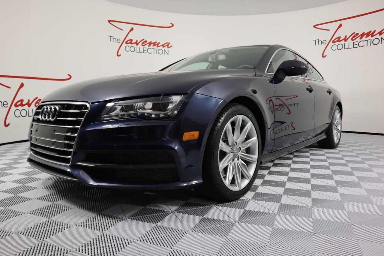 2013 Audi A7 Prestige Sedan 4D Hollywood FL