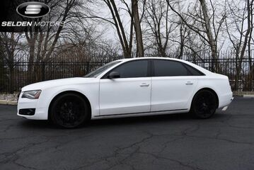 2013_Audi_A8 L_3.0L Quattro_ Willow Grove PA