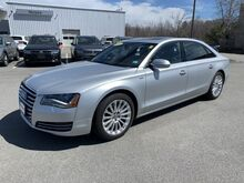 2013_Audi_A8 L_4.0L_ Keene NH