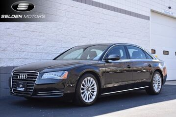 2013_Audi_A8 L_4.0L Quattro_ Willow Grove PA