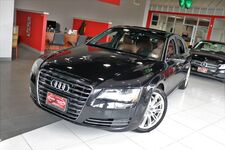 2013 Audi A8 L 4.0L Rear Entertainment System Navigation 20 inch Wheels Cold Weather Package Sunroof