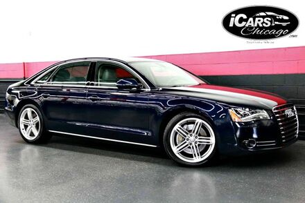 2013_Audi_A8 L_4.0T Sport 4dr Sedan_ Chicago IL