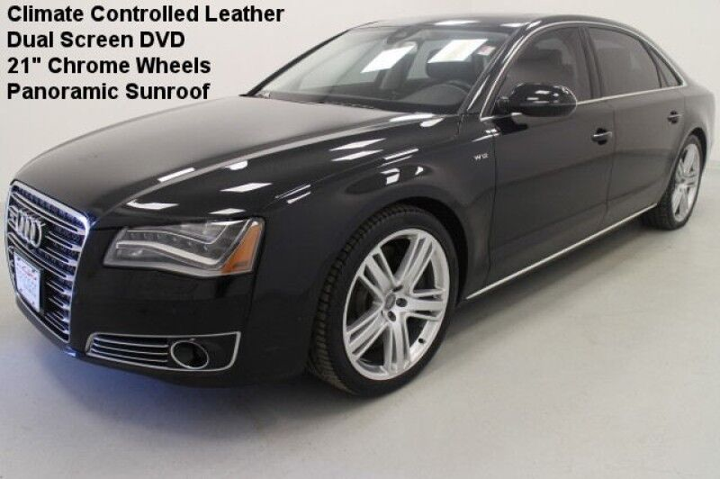 2013 Audi A8 L 6.3L W12 AWD Bonner Springs KS