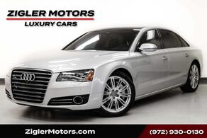 Audi A8 L Twin-Turbocharged V8 engine Low Miles 45Kmi Panoramic Roof 2013