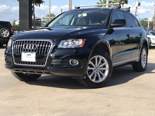 2013_Audi_Q5_2.0T Premium_ Houston TX