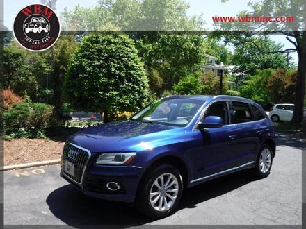 2013_Audi_Q5_2.0T Premium Plus_ Arlington VA