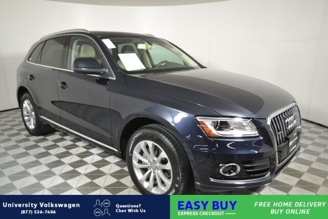 2013 Audi Q5 2.0T Premium Plus Seattle WA
