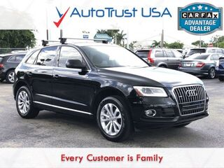 Audi Q5 2.0T Premium QUATTRO LEATHER CONV PKG LIGHT PKG BLUETOOTH 2013