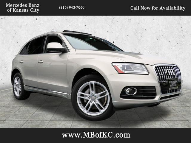 2013 Audi Q5 2.0T quattro Premium Plus Kansas City MO