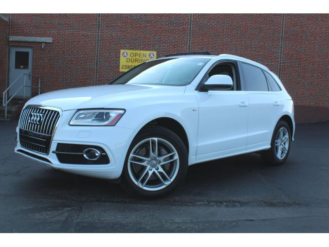 2013 Audi Q5 3.0T quattro Premium Plus Kansas City KS