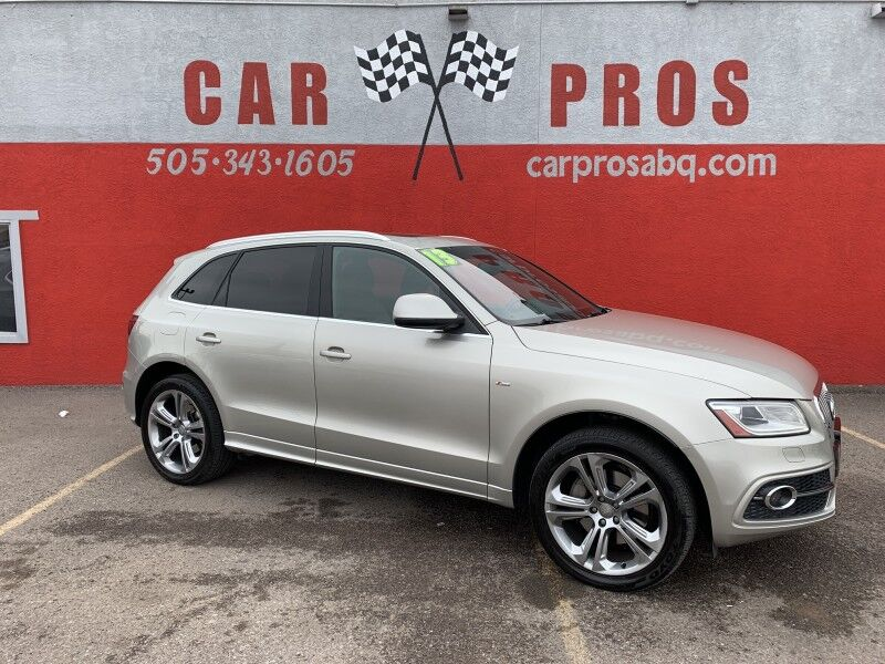 2013 Audi Q5 Premium Plus Albuquerque NM